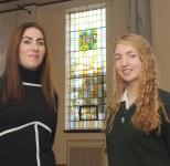 Katarina no Latvijas izveido vitrāžu skolas kapelai