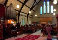 Kristus Apvienotās ev. lut. draudzes Īrijā dievkalpojumi martā