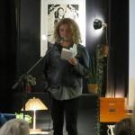 Madaras Gruntmanes dzejas lasījumi Īrijā