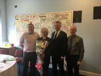 Dublinā tiekas Latvijas un Īrijas bērnu tiesību aizsardzības eksperti