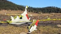 Aviokatastrofā Etiopijā bojā gājis arī Īrijas pilsonis