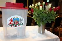 EP vēlēšanās ar pirmo numuru startēs Latvijas Krievu savienība; ar 16.numuru kandidēs