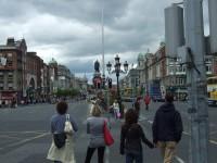 Piektdien Dublinas centrā būs traucēta satiksme