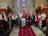 Kristus Apvienotā ev.lut. draudze nosvinējusi trīskāršus svētkus