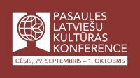 PBLA aicina uz  Pasaules latviešu kultūras konferenci Cēsīs