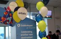 <em>airBaltic</em> no Rīgas uz Dublinu lidos arī ziemas sezonā