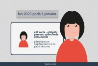 Saeima eID karti nosaka kā obligātu personu apliecinošu dokumentu