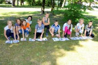 SIF atbalsta 12 diasporas un Latvijas bērnu kopējās nometnes, t.sk. ĪLNP nometni