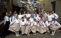 Latviešu dejotāji jau desmito reizi piedalās Eniskortijas festivālā