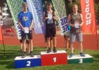 K.Kaugaram divas zelta medaļas sacensībās Latvijā