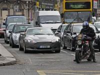 College Green Dublinā dome plāno atvēlēt gājējiem