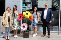 Vēstniecība apciemo latviešu uzņēmējus Droghedā
