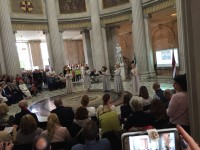 Eiropas latviešu kultūras svētki (ELKS II) Dublinā ir atklāti