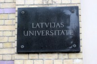 SUMMER SCHOOL OF LATVIAN LANGUAGE