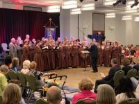 Atklāti Latviešu dziesmu svētki Kanādā