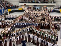 Izskanējuši XV Latviešu dziesmu un deju svētku Kanādā