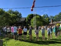 """8.pasaules latviešu jaunatnes seminārs """"2×2"""" Kanādā pulcē jauniešus no 12 valstīm"""