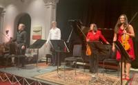 Latvijas vēstniecība apmeklē ConTempo kvarteta un pianista Didža Kalniņa koncertu