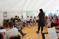 Jau piekto gadu pēc kārtas ĪLNP rīko jauniešu nometni