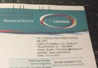 TV licence tiks aizstāta ar ikvienai mājsaimniecībai obligātu