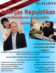 Latvijas Neatkarības proklamēšanas dienai veltīts pasākums Limerikā