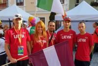 R.Zaķis ātrākais Latvijas komandā