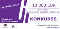 Remigrantu uzņēmējdarbības projektu konkurss Vidzemē
