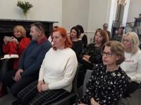 Latviešu kopienas Īrijā gada noslēguma sapulce vēstniecībā