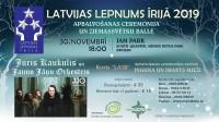 """""""Latvijas Lepnums Īrijā 2019"""" – apbalvošana un balle"""