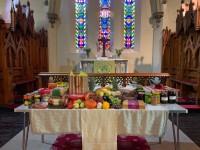 Sirsnīgi pateicības svētki Kristus Apvienotajā luterāņu draudzē Dublinā