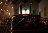 Kristus Apvienotās ev. lut. latviešu draudzes dievkalpojumi decembrī