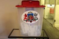 Saeimas atsaukšanas referendums provizoriski izmaksātu trīs miljonus €