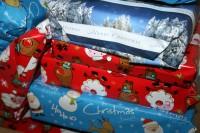 Es reiz biju bērns, kas Ziemassvētkos saņēma <em>shoebox</em> ...