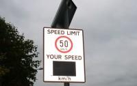 Tiks mainīti sodi par braukšanas ātruma ierobežojumu pārsniegšanu