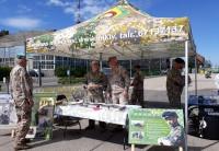 Nākamgad profesionālajā dienestā pieņems 700 karavīru, aicina arī ārvalstīs dzīvojošos Latvijas pilsoņus
