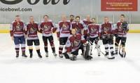 <em>Latvian Hawks B</em> atzīst pretinieku pārākumu, I.Dvīnis gūst 5 vārtus