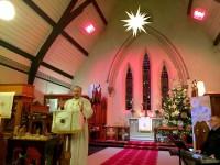 Kristus Apvienotās ev. lut. latviešu draudzes dievkalpojumi janvārī