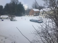 Izdots dzeltenā līmeņa brīdinājums sakarā ar sniegu un ledu