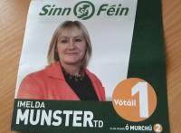 Partija <em>Sinn Fein</em> vēlēšanās gūst pārsteidzošus rezultātus