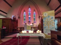 Kristus Apvienotās ev.lut. draudzes dievkalpojumi martā