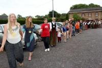 Īrijas 3x3 nometnei pieteicies liels skaits dalībnieku