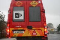 Noteiktas 903 jaunas ātruma kontroles zonas visā Īrijā