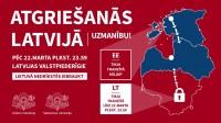 Lietuva atstāj humāno koridoru atvērtu ārvalstniekiem līdz nedēļas beigām