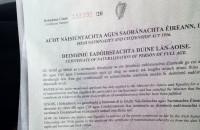 Šonedēļ Īrijas pilsonība piešķirta 138 cilvēkiem no Latvijas