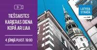 Tiešsaistes karjeras diena par darba iespējām Latvijā