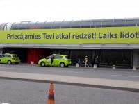 No rītdienas Latvijā tiks reģistrēts ikviens starptautiskos reisus izmantojošs ieceļotājs no ārvalstīm