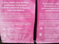 Latvijā atjauno atsevišķus ierobežojumus