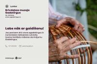 Slavenais Brīvdabas muzeja Gadatirgus būs pieejams arī tautiešiem Eiropā
