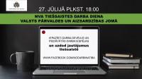 Ja meklē darbu valsts pārvaldē vai aizsardzības jomā, piedalies NVA tiešsaistes darba dienā