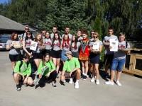 19 Īrijas jaunieši viesojas Latvijā